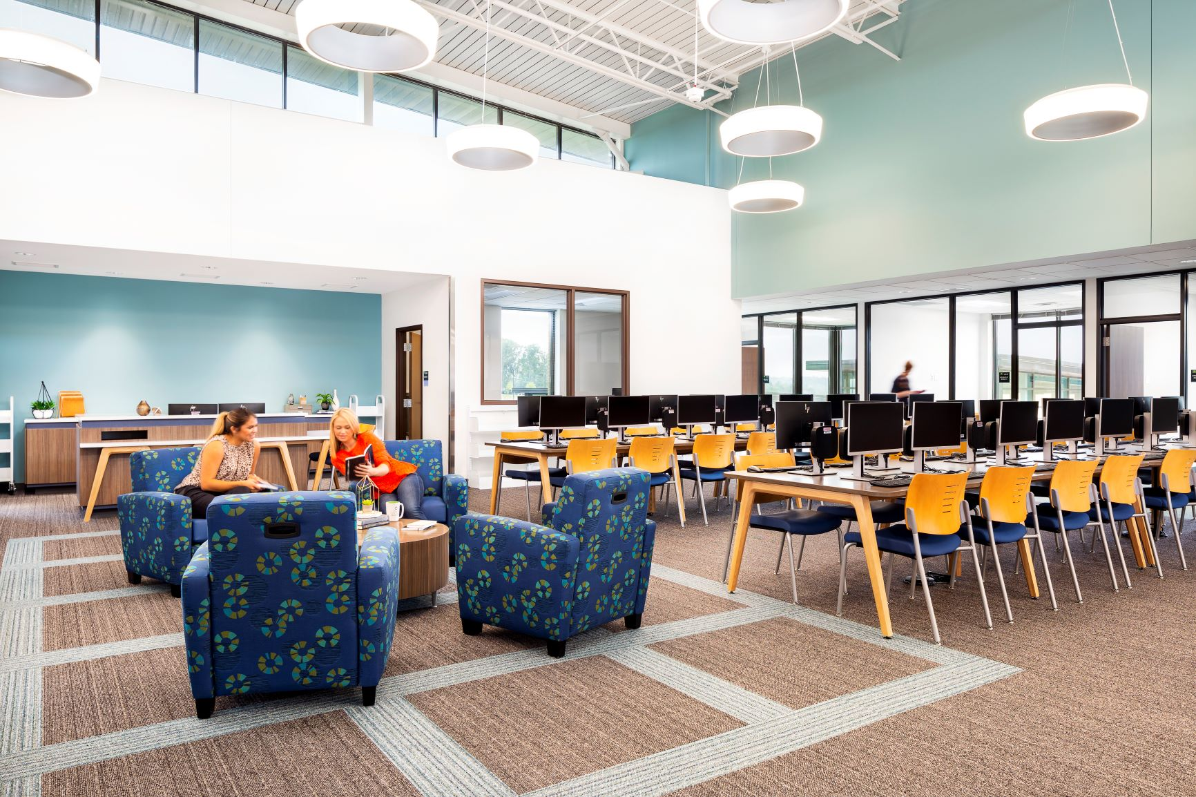 Lanier Technical College Office Creations